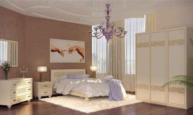 фото александрия спальня любимый дом